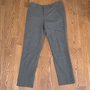 Vince lightweight wool gray pants